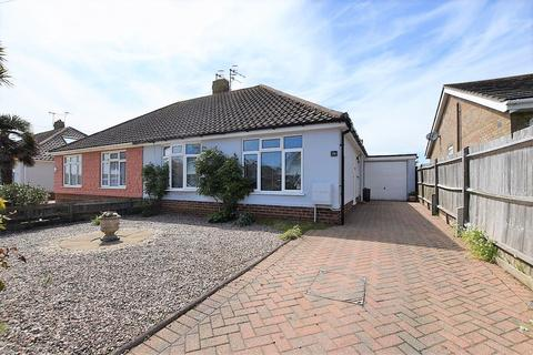 3 bedroom semi-detached bungalow for sale - Cavell Avenue, Peacehaven, BN10 7NS