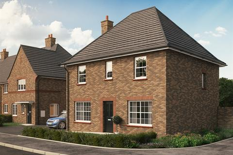 4 bedroom detached house for sale - Plot 575, The Henlow A  at Hansons Reach, Broadmead Road, Stewartby MK43