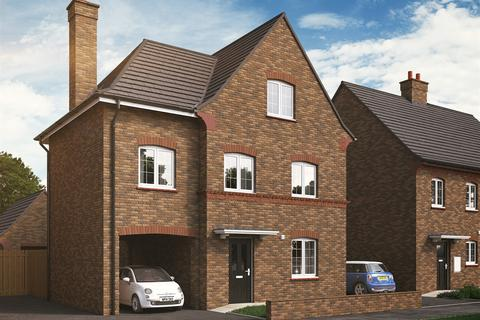 4 bedroom detached house for sale - Plot 653, The Oakley at Hansons Reach, Broadmead Road, Stewartby MK43