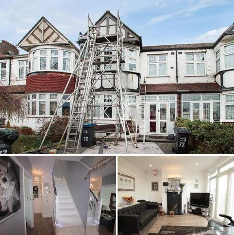 3 bedroom semi-detached house to rent - South Norwood Hill, London SE25