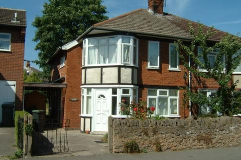3 bedroom semi-detached house to rent - Bramcote Avenue, Chilwell, NG9 4FE