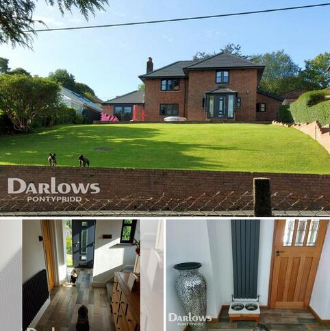 4 bedroom detached house for sale - Clydach Road, Pontypridd