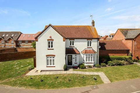 4 bedroom detached house for sale - Rowan Way, Angmering, West Sussex, BN16