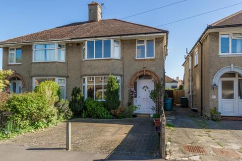 3 bedroom semi-detached house to rent - Edgeway Road, Marston, OX3 0HE