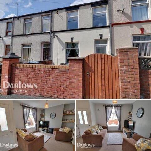 2 bedroom terraced house for sale - Harford Street, Tredegar