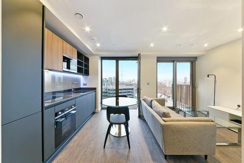 Studio to rent - Western Gateway, London, London, E16