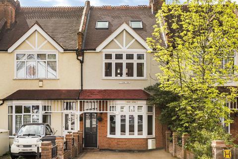 4 bedroom terraced house for sale - St. John's Terrace, Kingston Vale, SW15