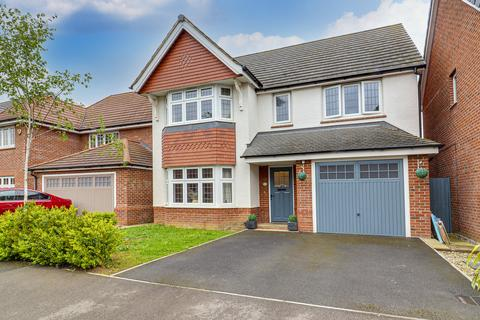 4 bedroom detached house for sale - Gardeners View, Hardingstone