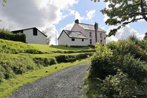 4 bedroom property with land for sale - Brynteg, Gwnfe Road, LLANDEILO