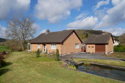 2 bedroom detached bungalow for sale - Sennybridge, Brecon, Powys.