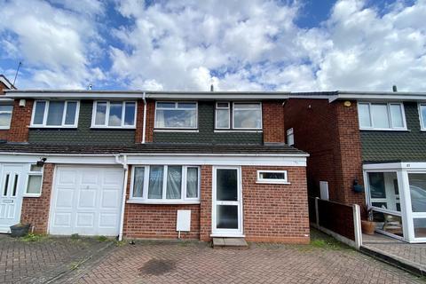 3 bedroom semi-detached house for sale - Brookside, Great Barr, Birmingham, West Midlands B43 5DB