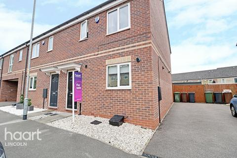 3 bedroom semi-detached house for sale - Pinewood Crescent, Lincoln