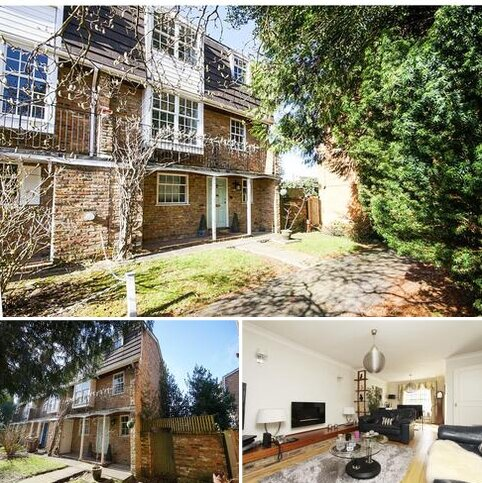 4 bedroom townhouse for sale - Westbury Lodge Close, Pinner