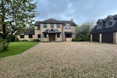 6 bedroom detached house for sale - Manners Close, Uffington
