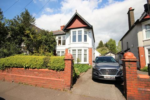 4 bedroom semi-detached house for sale - Alfreda Road, Whitchurch, Cardiff