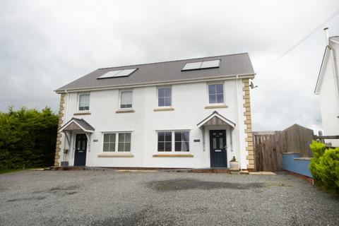 3 bedroom semi-detached house for sale - Pant-y-crug, Capel Seion
