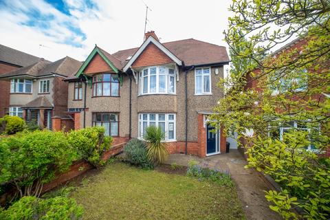 4 bedroom semi-detached house for sale - Queens Park Parade, Northampton