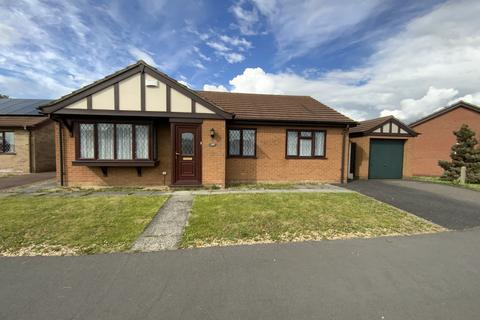 3 bedroom detached bungalow for sale - Wolsey Way, Lincoln