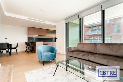 2 bedroom apartment to rent - Chartwell House , Palmers Road, London SW11