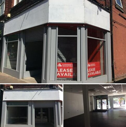 Land to rent - Boothferry Road, Goole