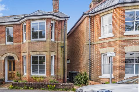 4 bedroom semi-detached house for sale - Nuns Road, Winchester