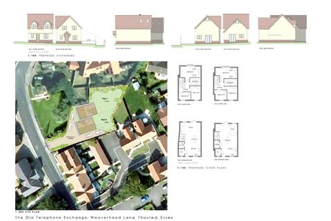Land for sale - Weaverhead Lane, Thaxted