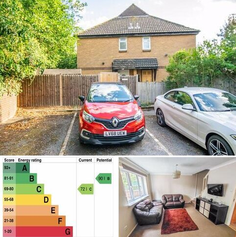 2 bedroom terraced house to rent - Manordene Road, North Thamesmead, London SE28