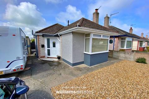2 bedroom detached bungalow for sale - Salisbury Drive, Prestatyn