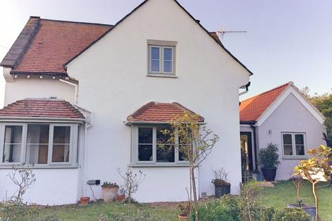 3 bedroom detached house for sale - Highdown Rise, Worthing