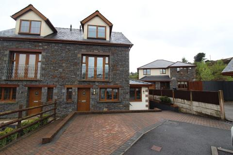 3 bedroom semi-detached house for sale - Marian Close, Tredegar