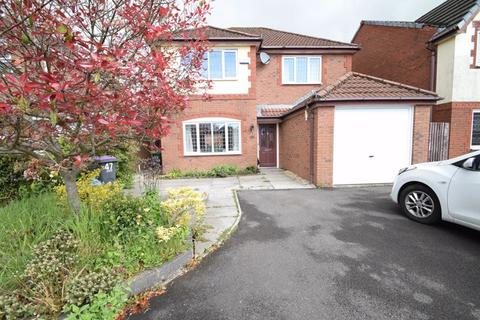 4 bedroom detached house for sale - Lansdowne Gardens, Cwmbran