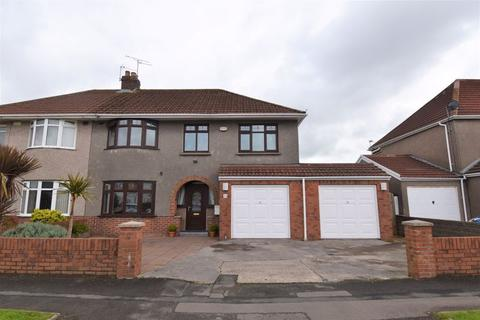4 bedroom semi-detached house for sale - 34 Great Western Avenue, Bridgend, CF31 1NN