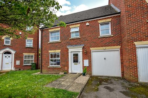 4 bedroom end of terrace house for sale - Dewar Spur, Langley, SL3