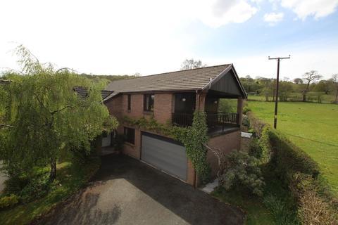 4 bedroom detached house for sale - Dan Y Wern, Pwllgloyw, Brecon, LD3