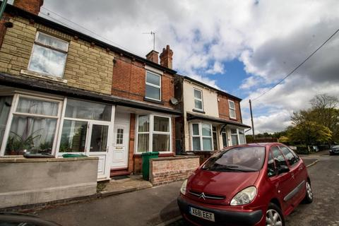 3 bedroom terraced house to rent - Vernon Avenue, Basford, Nottingham, NG6 0AP