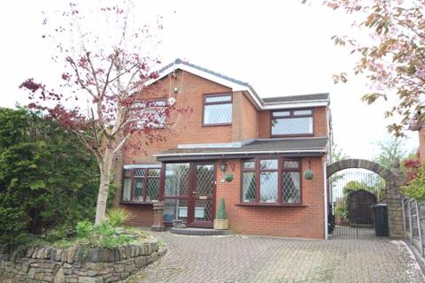 6 bedroom detached house for sale - STONEHILL DRIVE, Rooley Moor, Rochdale OL12 7JN