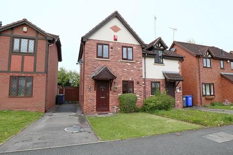2 bedroom semi-detached house for sale - Danebower Road, Trentham