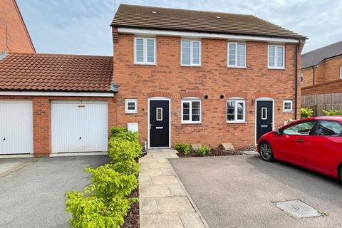 2 bedroom semi-detached house to rent - Hathersage Close, Grantham