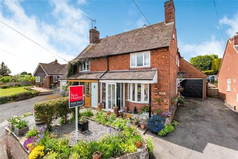 3 bedroom semi-detached house for sale - Grenelefe Cottage, 22 High Street, Claverley, Wolverhampton, Shropshire, WV5