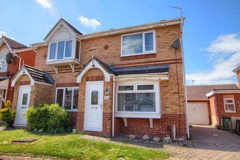 2 bedroom semi-detached house to rent - Cennon Grove, Ingleby Barwick