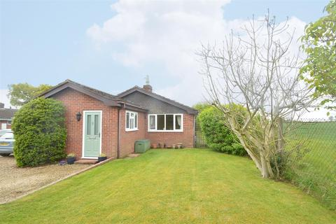 3 bedroom detached bungalow for sale - 63 Coppice Drive, High Ercall, Telford TF6 6BX