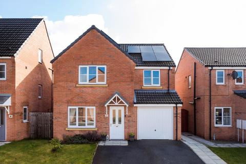 4 bedroom detached house for sale - Hornbeam Close, Selby