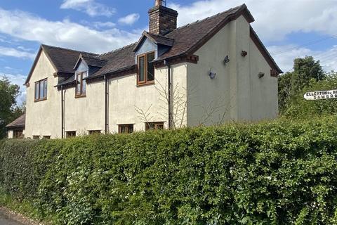 3 bedroom detached house for sale - Soudley, Market Drayton