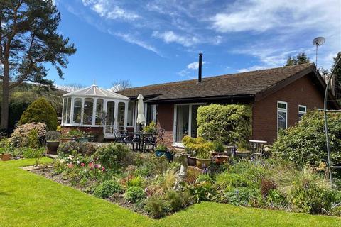 3 bedroom detached bungalow for sale - Llanfair Waterdine, Knighton