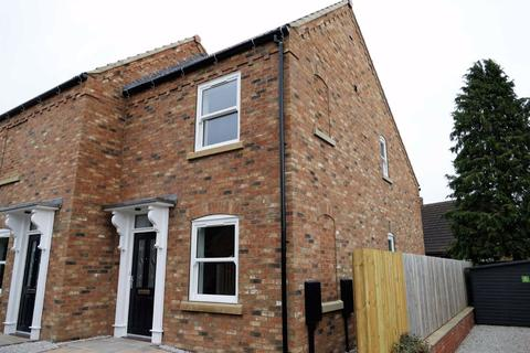 2 bedroom semi-detached house to rent - Brindlegate, Pocklintgon
