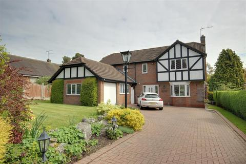 4 bedroom detached house for sale - Elveley Drive, West Ella