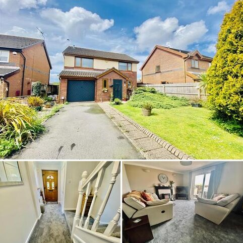 4 bedroom detached house for sale - Clos Marina, Gowerton, Swansea