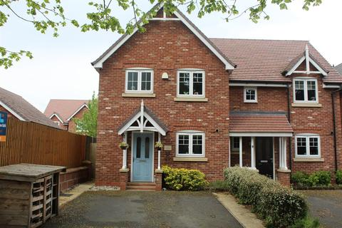 3 bedroom semi-detached house for sale - Magdalene View, Hadnall, Shrewsbury