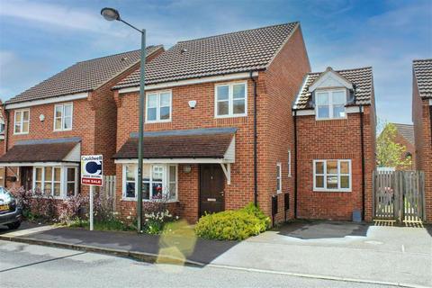 4 bedroom detached house for sale - Levens Hall Drive, Westcroft, Milton Keynes