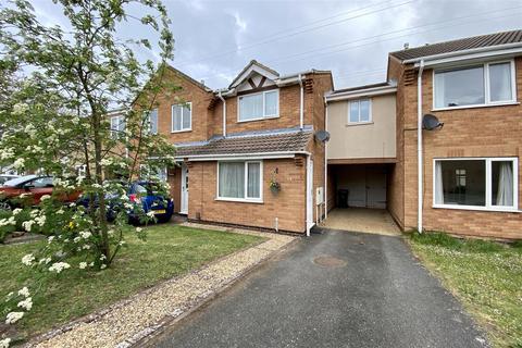 3 bedroom townhouse for sale - Birkdale Close, Grantham